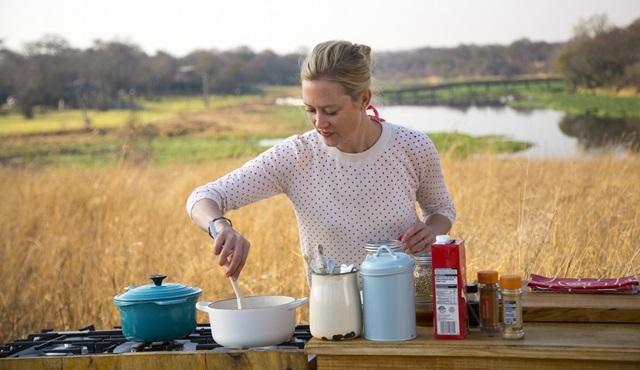 Sarah Graham, Afrika mutfağını ekranınıza taşıyor!
