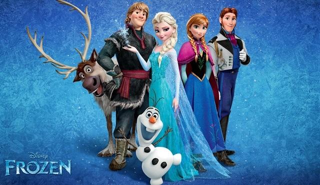 Karlar Ülkesi (Frozen) filmi atv'de ekrana gelecek!