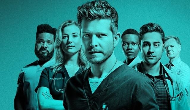 The Resident'ın ikinci sezonu FOXLIFE'ta başlıyor!