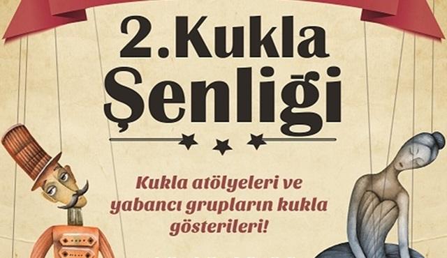 10. İzmir Uluslararası Kukla Günleri başlıyor!