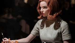 The Queen's Gambit, Netflix'in en çok izlenen mini dizisi oldu