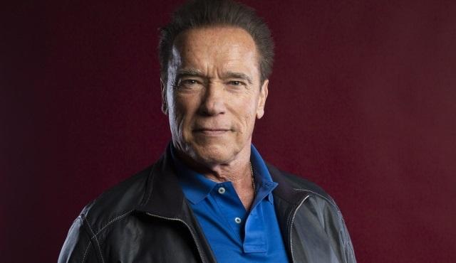 Arnold Schwarzenegger yeni bir diziyle TV'ye geliyor