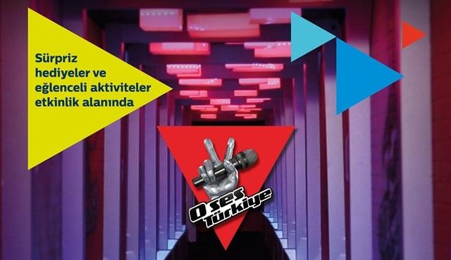 Türk Telekom Müzik, O Ses Türkiye Tırı ile müzik keyfini üniversitelere taşıyor!