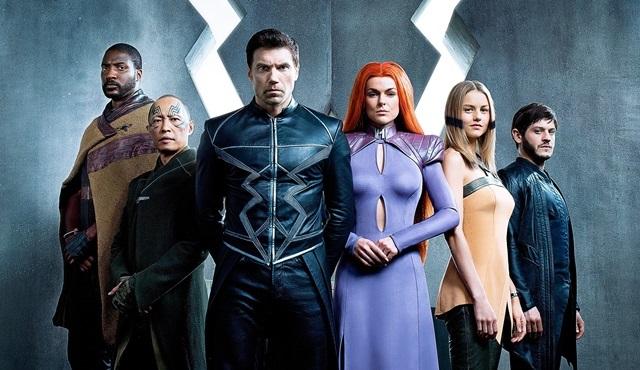 Marvel's Inhumans'ın karakter fragmanı ve posterleri yayınlandı