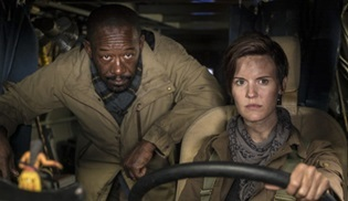 Fear the Walking Dead'in 5. sezonu ve yeni dizi NOS4A2, 2 Haziran'da AMC'de başlıyor