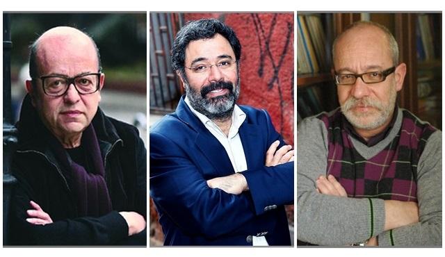 SÖYLEŞİ | Selim İleri, Mario Levi ve Ahmet Ümit