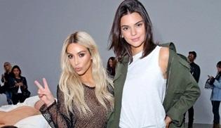 Kim Kardashian ve Kendall Jenner Ocean's Eight filminin kadrosunda