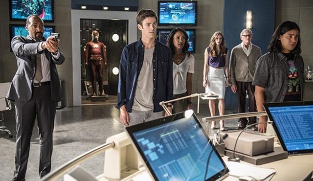 The Flash 2. sezonuyla e2'de ekrana gelecek
