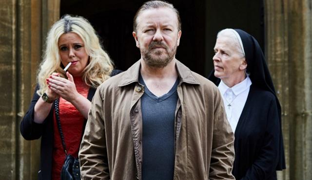 Ricky Gervais'in Netflix dizisi After Life'ın tanıtımı ve afişi yayınlandı