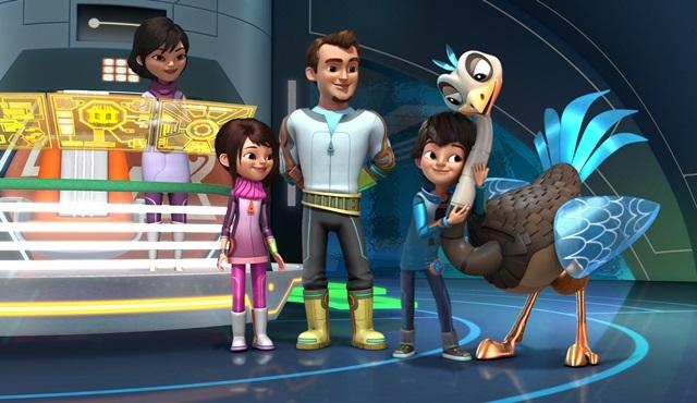 Disney Channel'dan çocuklara karne sürprizi!