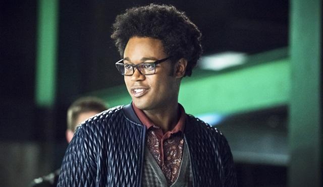 Echo Kellum, Arrow'un kadrosuna kalıcı olarak dahil oldu