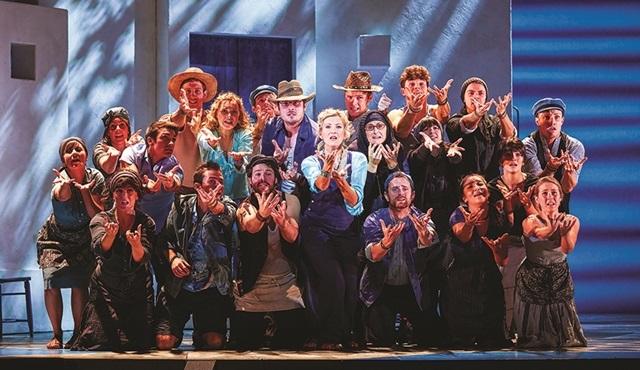 Efsane müzikal 'Mamma Mia'' bu gece Zorlu PSM sahnesinde!