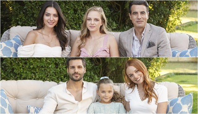 İşte Yeni Hayat dizisinin iki ailesi!