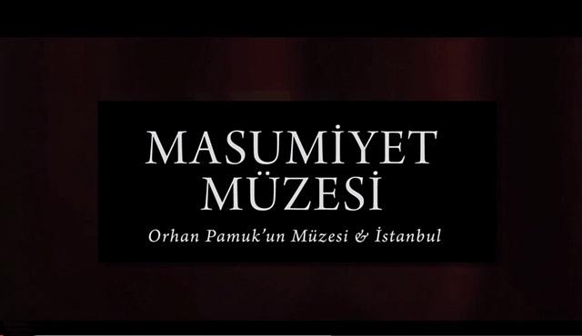 """Orhan Pamuk'un """"Masumiyet Müzesi"""" ilk kez beyaz perdede!"""