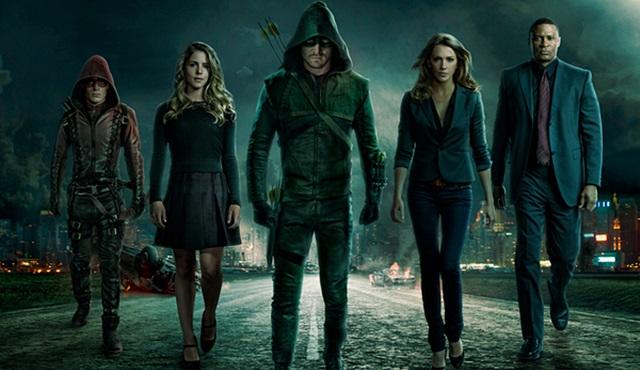 Arrow'a yeni fragman!
