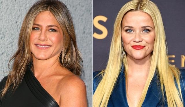 Jennifer Aniston'ın ve Reese Witherspoon'un dizisi Apple'da yayınlanacak