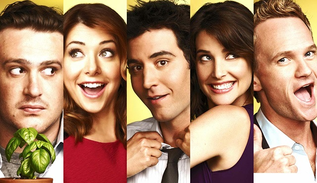 How I Met Your Mother 10 yaşında!