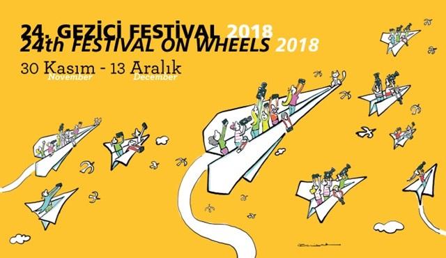 Gezici Festival'in seçki bölümüne bu yıl Mahmut Fazıl Coşkun ve Can Evrenol konuk oluyor!