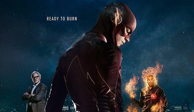 The Flash: 2. sezon için yeni bir poster daha geldi