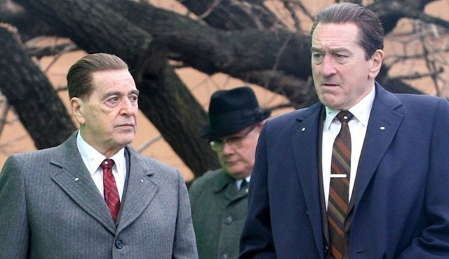 Netflix'in yeni filmi The Irishman'den ilk teaser video geldi