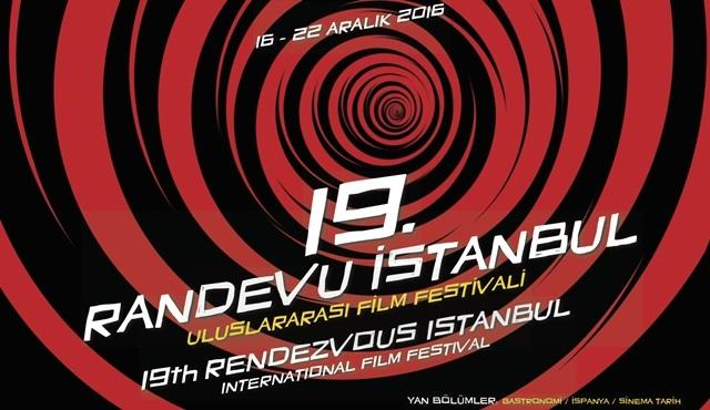 19. Randevu İstanbul Uluslararası Film Festivali başlıyor!