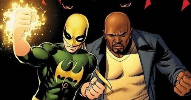 Iron Fist, Marvel's Luke Cage'in 2. sezonunda yer alacak