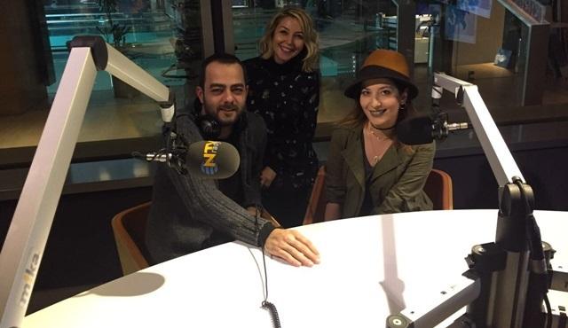 Şebnem Bozoklu ve Kerem Fırtına NTV Radyo'ya konuk oldu!
