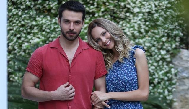 atv'den yeni bir dizi geliyor: Maria ile Mustafa