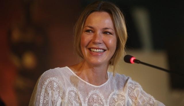 Connie Nielsen, 53. Uluslararası Antalya Film Festivali'nde söyleşiye katıldı!