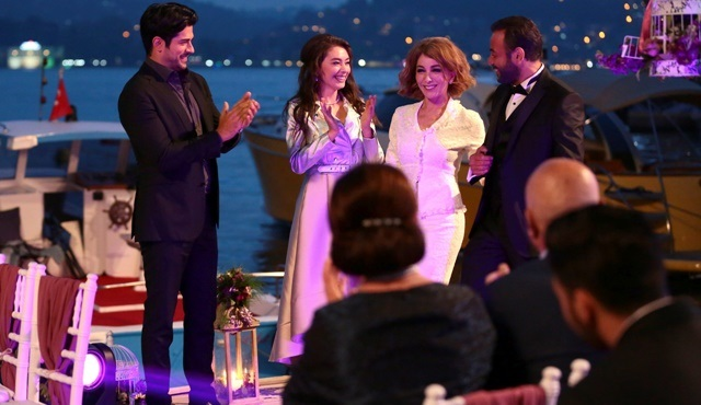 Kara Sevda'da Leyla ve Ayhan muradına erdi!