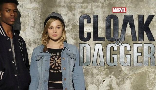 Marvel ve Freeform'un yeni dizisi Cloak & Dagger'ın ilk tanıtımı ve posteri yayınlandı