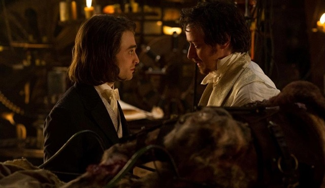 """Victor Frankenstein"" TV'de ilk Kez D-Smart'ta!"