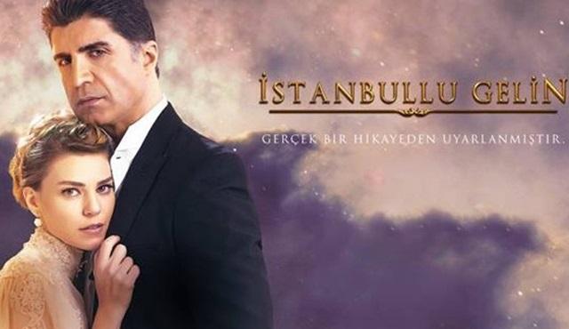İstanbullu Gelin dizisi Meksika'da da yayınlanacak
