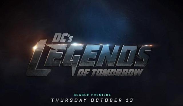 Legends of Tomorrow'un uzun fragmanı yayınlandı
