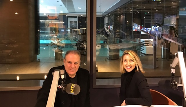 NTV Radyo Burak Sergen'i konuk etti!