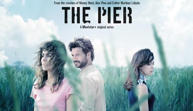 La Casa De Papel'in yaratıcısı Alex Pina'nin yeni dizisi The Pier 18 Ocak'ta başlıyor