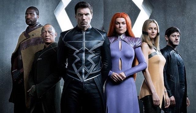 Marvel's Inhumans'ın başlangıç tarihi açıklandı