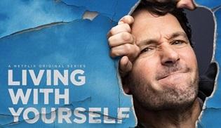 Netflix'in Paul Rudd'lı yeni dizisi Living With Yourself'in tanıtımı ve posteri yayınlandı