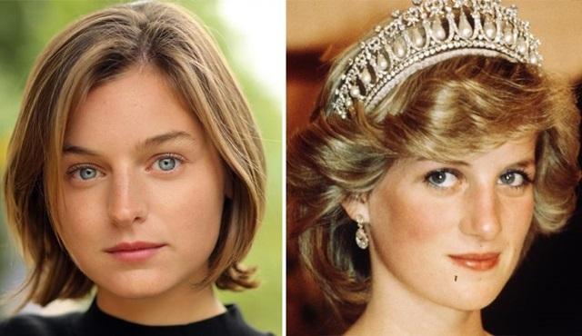The Crown'da Prenses Diana'yı canlandıracak isim belli oldu