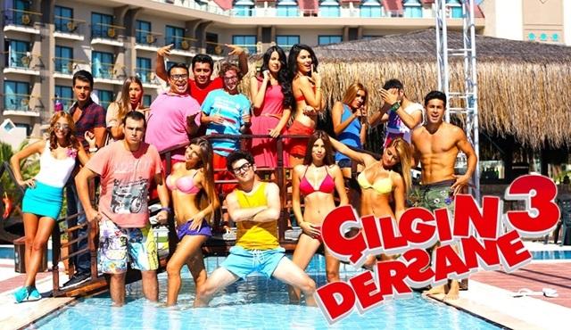 Çılgın Dersane Kampta, Star Tv'de ekrana geliyor!