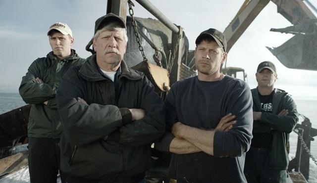 Bering Boğazı'nda Altın Discovery Channel ekranlarında başlıyor!