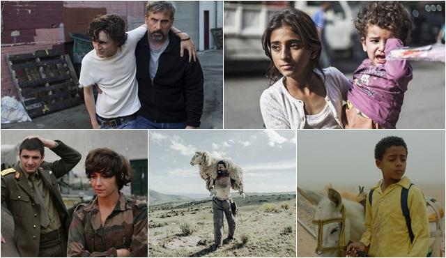 Oscar yarışını Boğaziçi Film Festivali'nde izleyin!