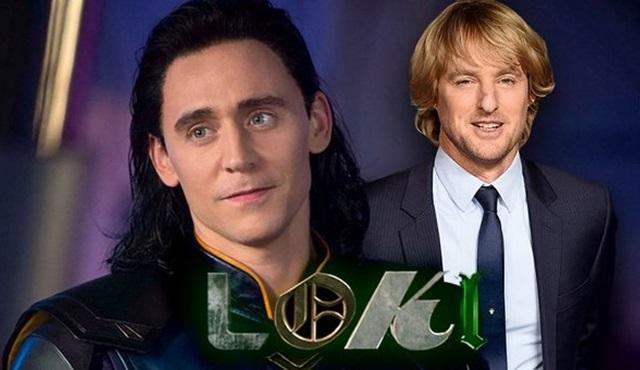Owen Wilson, Marvel'ın Loki dizisinin kadrosunda