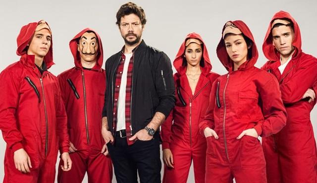 La Casa de Papel, Uluslararası Emmy Ödülleri'nde en iyi drama dizisi seçildi!