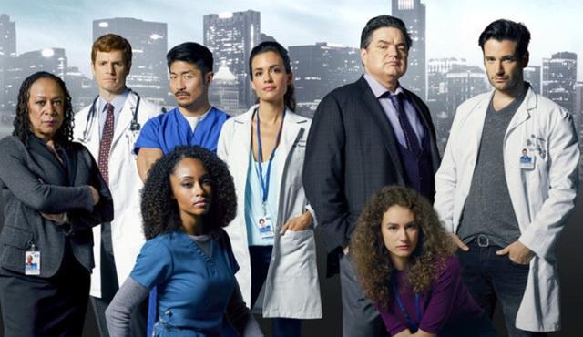 Chicago Med, Dizimax Drama'da başlıyor