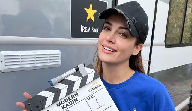 Modern Kadın dizisinin çekimleri başladı!