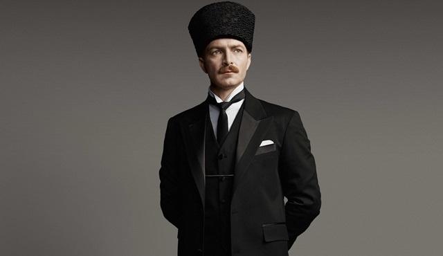 İlker Kızmaz, Ya İstiklal Ya Ölüm dizisi için Mustafa Kemal'i canlandıracak!