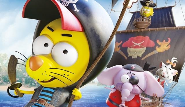 Kral Şakir yeni filmi Korsanlar Diyarı ile vizyona hazırlanıyor!