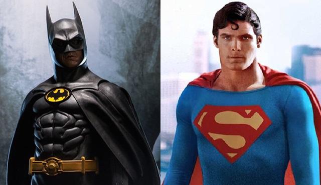 Batman ve Superman filmleri Dilediğin Zaman Dilediğin Yerde!