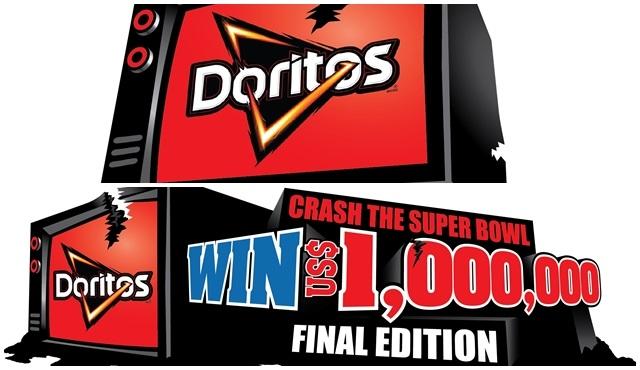 Doritos'tan 1 Milyon Dolar ödüllü yarışma